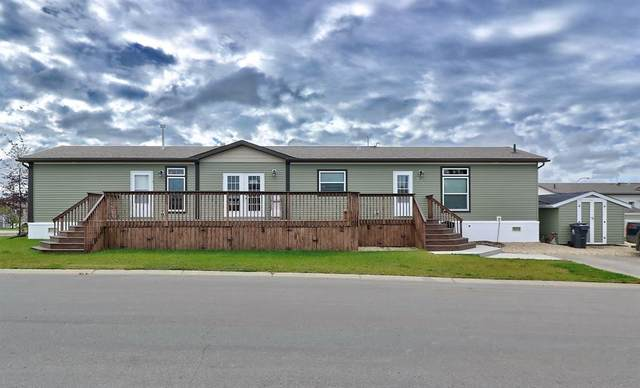 10618 88 Street #370, Grande Prairie, AB T8X 1P5 (#A1032773) :: Canmore & Banff