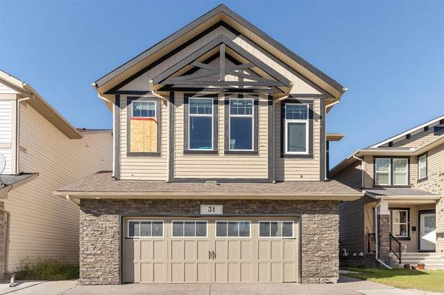 31 Skyview Ranch Crescent NE, Calgary, AB T3N 0E2 (#A1032833) :: Calgary Homefinders