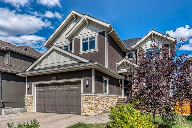 20 Aspen Dale Way SW, Calgary, AB T3H 0R8 (#A1032851) :: Canmore & Banff
