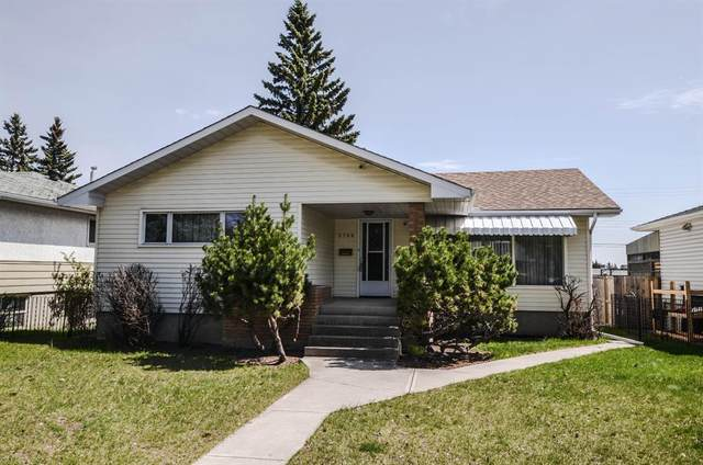 3708 Kerrydale Road SW, Calgary, AB T3E 4T2 (#A1032888) :: Calgary Homefinders