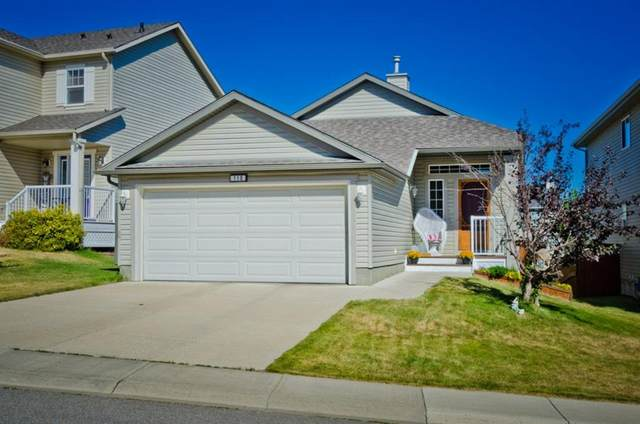 110 Sagewood Landing SW, Airdrie, AB T4B 3N4 (#A1032905) :: Canmore & Banff