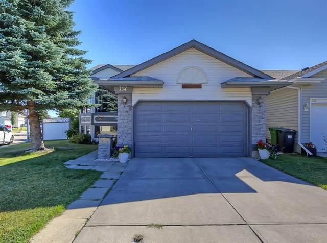 334 Citadel Hills Circle NW, Calgary, AB T3G 3V7 (#A1032913) :: Team J Realtors