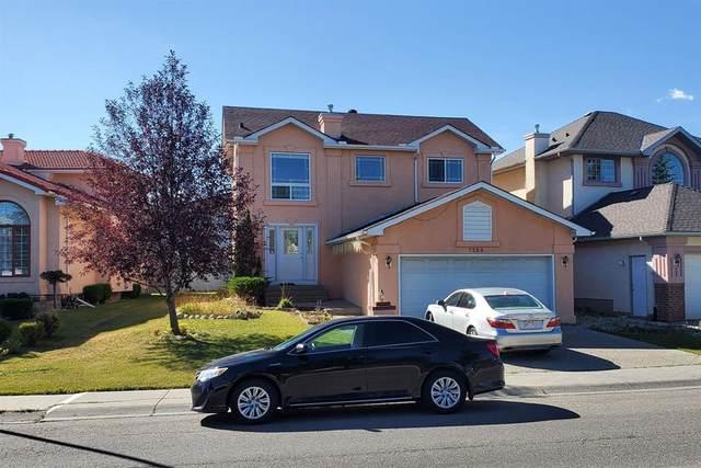 7284 California Boulevard NE, Calgary, AB T1Y 6X5 (#A1032966) :: Team J Realtors