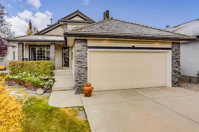 75 Gleneagles Terrace, Cochrane, AB T4C 1W5 (#A1032975) :: Canmore & Banff