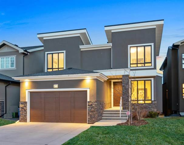 111 Aspen Summit View SW, Calgary, AB T3H 0V8 (#A1032987) :: Canmore & Banff