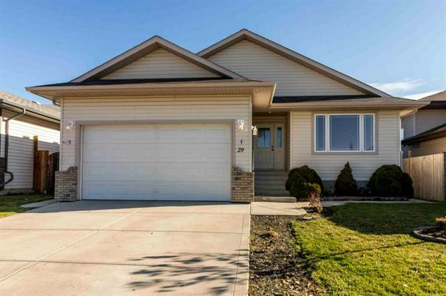 29 Jack Crescent, Red Deer, AB T4P 0B1 (#A1033032) :: Canmore & Banff