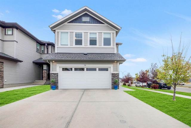 75 Sage Berry Road NW, Calgary, AB T3R 0K8 (#A1033042) :: The Cliff Stevenson Group