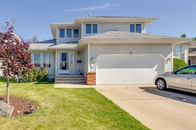 134 Donnelly Crescent, Red Deer, AB T4R 2L7 (#A1033059) :: Canmore & Banff