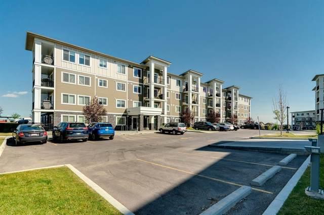 450 Sage Valley Drive NW #4403, Calgary, AB T3R 0V5 (#A1033081) :: Team J Realtors