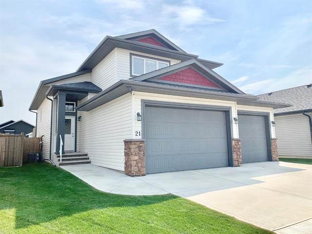 21 Henderson Crescent, Penhold, AB T0M 1R0 (#A1033088) :: Canmore & Banff