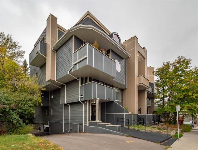 1817 14A Street SW #103, Calgary, AB T2T 3W7 (#A1033096) :: Redline Real Estate Group Inc