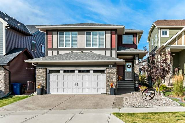 211 Mountainview Drive, Okotoks, AB T1S 0L6 (#A1033107) :: Canmore & Banff
