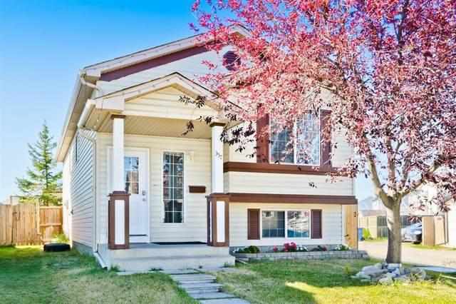 357 Martindale Drive NE, Calgary, AB T3J 3Y1 (#A1033135) :: Calgary Homefinders