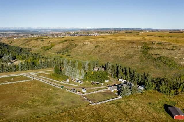 102 Green Valley Estates, Cochrane, AB T4C 1A7 (#A1033145) :: The Cliff Stevenson Group