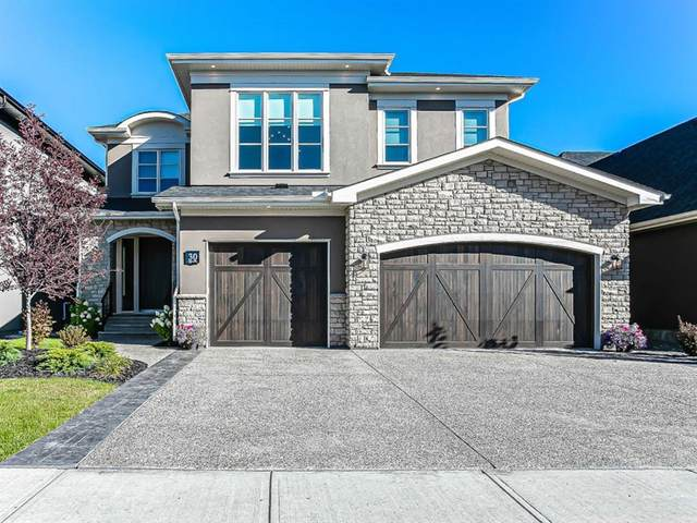 30 Aspen Summit Circle SW, Calgary, AB T3H 0Z7 (#A1033181) :: Canmore & Banff