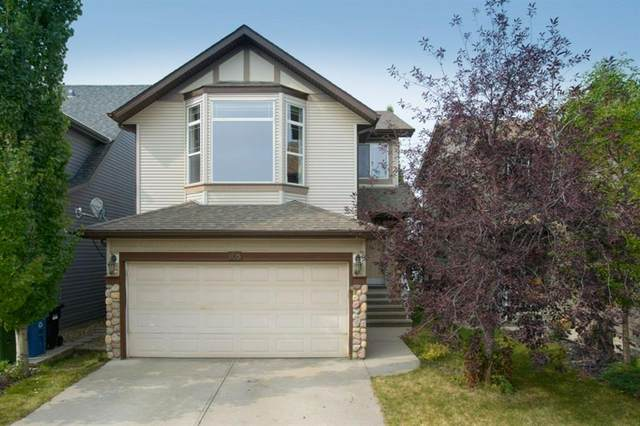 148 Cougarstone Common SW, Calgary, AB T3H 5P5 (#A1033191) :: Western Elite Real Estate Group