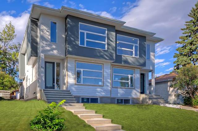 126 31 Avenue NW, Calgary, AB T2M 2N9 (#A1033272) :: Redline Real Estate Group Inc