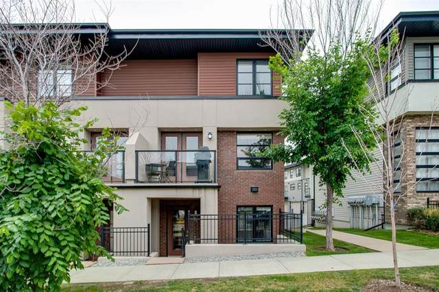 35 Aspen Hills Green SW, Calgary, AB T3H 0H6 (#A1033284) :: Canmore & Banff