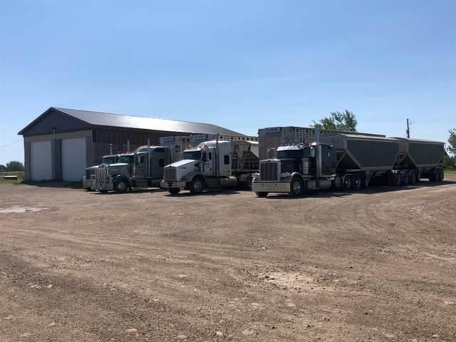 62011 Range Road 21-0, Raymond, AB T0K 2S0 (#A1033295) :: The Cliff Stevenson Group
