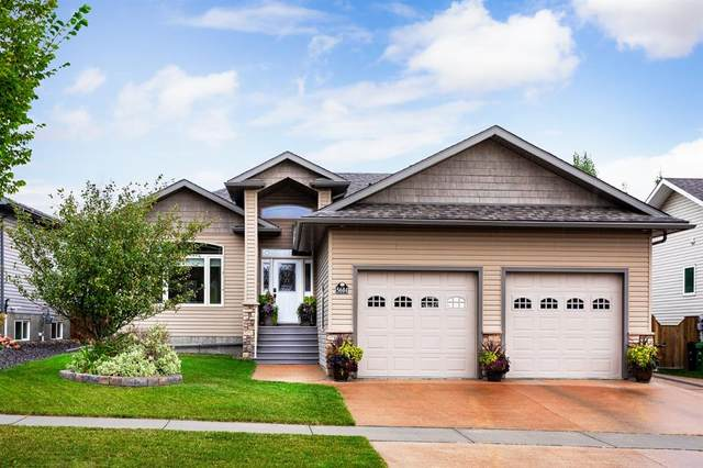 5604 25 Avenue, Camrose, AB T4V 5C2 (#A1033302) :: Canmore & Banff
