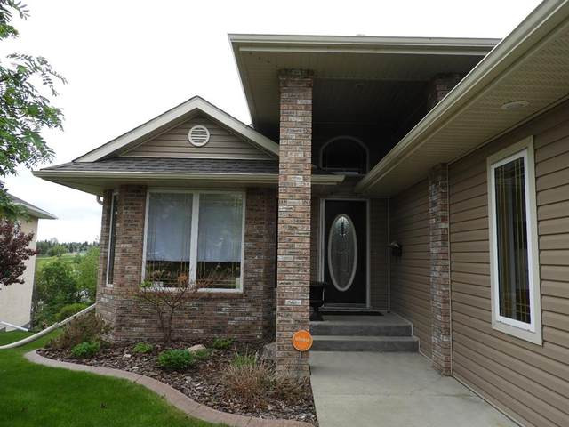 32 Lakes Close, Lacombe, AB T4L 1S4 (#A1033317) :: Canmore & Banff