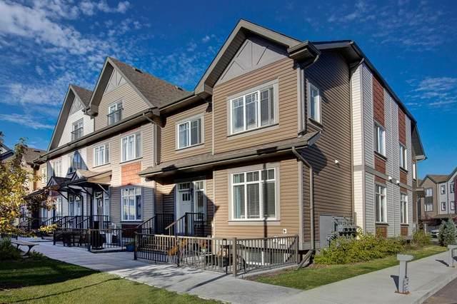 21 Copperstone Villas SE, Calgary, AB T2Z 5E3 (#A1033318) :: The Cliff Stevenson Group