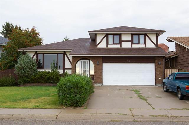 31 Kings Crescent S, Lethbridge, AB T1K 5G4 (#A1033402) :: Canmore & Banff
