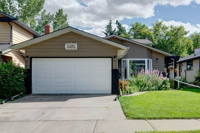 14111 Deer Run Boulevard SE, Calgary, AB T2J 6J3 (#A1033418) :: The Cliff Stevenson Group