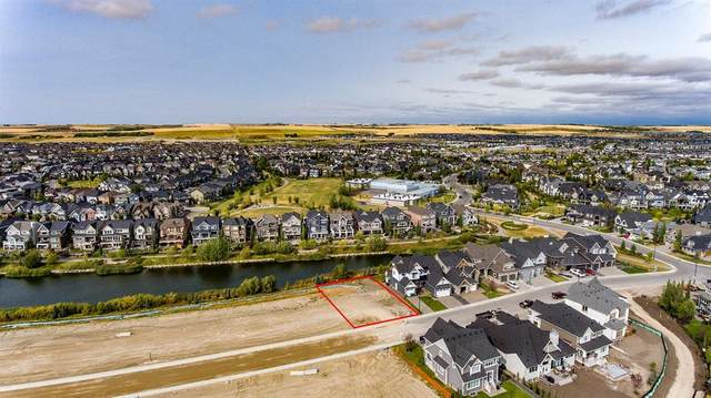 1425 Coopers Landing SW, Airdrie, AB T4B 3L7 (#A1033422) :: Canmore & Banff