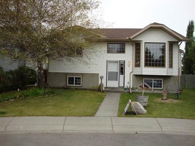 20 West Mcgonigle Place, Cochrane, AB T4C 1L4 (#A1033437) :: Canmore & Banff