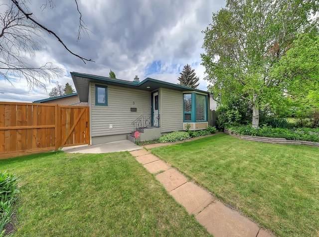 3 Harrow Crescent SW, Calgary, AB T2V 3B2 (#A1033438) :: Calgary Homefinders