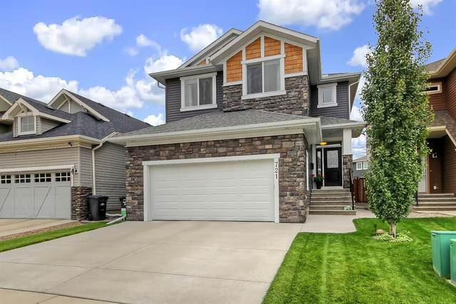 721 Hampton Hills Drive NE, High River, AB T1V 0E6 (#A1033441) :: Western Elite Real Estate Group