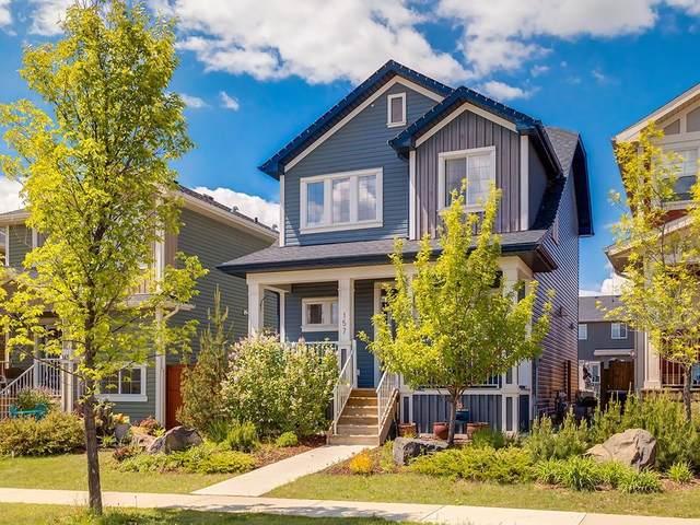157 Fireside Boulevard, Cochrane, AB T4C 0R1 (#A1033443) :: Redline Real Estate Group Inc