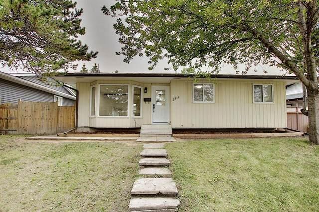 2719 60 Street NE, Calgary, AB T1Y 2G6 (#A1033470) :: The Cliff Stevenson Group