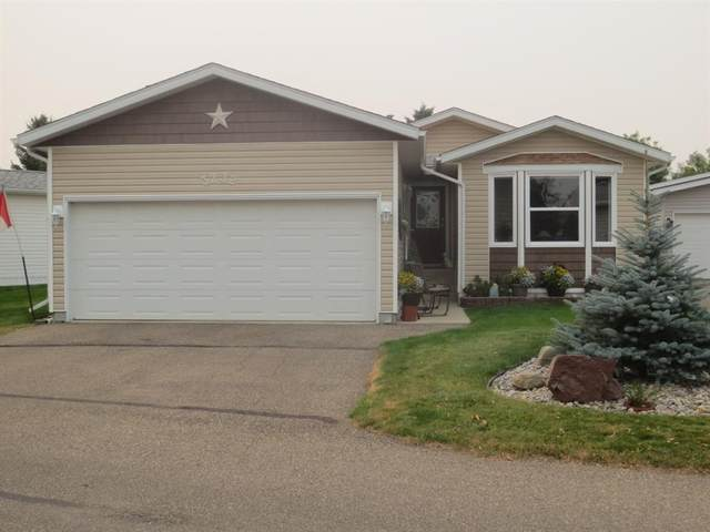 3232 29 Street S, Lethbridge, AB T1K 7J9 (#A1033507) :: Canmore & Banff