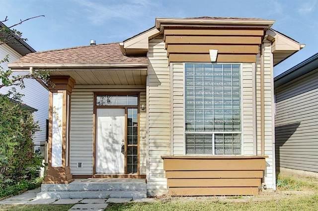 111 Martinwood Place NE, Calgary, AB T3J 3H5 (#A1033552) :: Calgary Homefinders