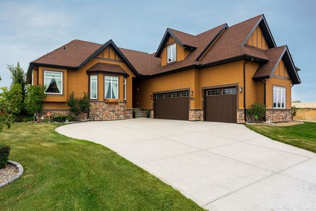 254 Monterra Bay, Rural Rocky View County, AB T4C 0G9 (#A1033553) :: Western Elite Real Estate Group