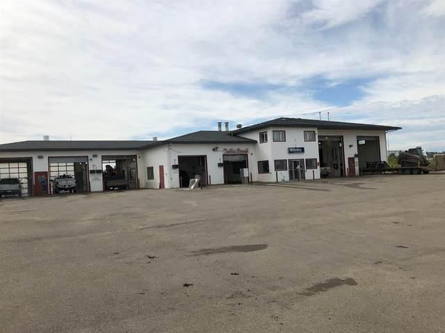 8615 109 Street, Grande Prairie, AB T8V 8H7 (#A1033581) :: Canmore & Banff