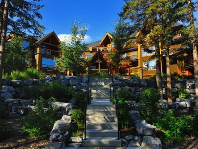600 Spring Creek Drive #211, Canmore, AB T1W 1G2 (#A1033587) :: The Cliff Stevenson Group