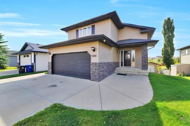 5681 Panorama Drive, Blackfalds, AB T0M 0J0 (#A1033608) :: Canmore & Banff