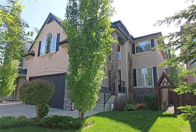 40 Tuscany Glen Road NW, Calgary, AB T3L 2T7 (#A1033612) :: The Cliff Stevenson Group