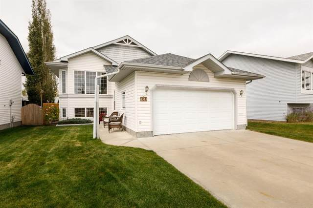 4343 55 Avenue Crescent, Innisfail, AB T4G 1X4 (#A1033627) :: Canmore & Banff