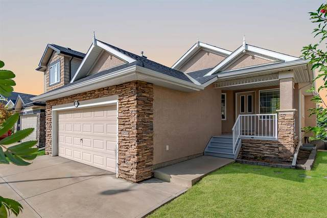 13 Cresthaven Way SW, Calgary, AB T3B 5X8 (#A1033630) :: The Cliff Stevenson Group
