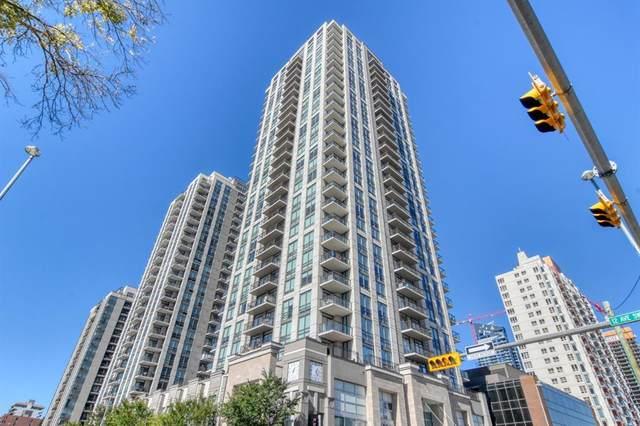 1111 10 Street SW #2908, Calgary, AB T2R 1E3 (#A1033635) :: Redline Real Estate Group Inc