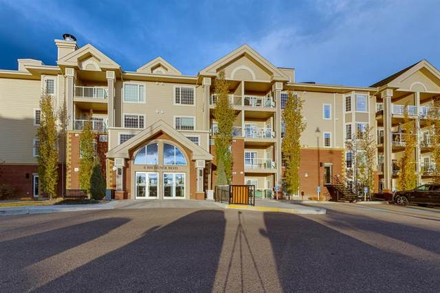 6 Michener Boulevard #233, Red Deer, AB T4P 0K5 (#A1033648) :: Canmore & Banff
