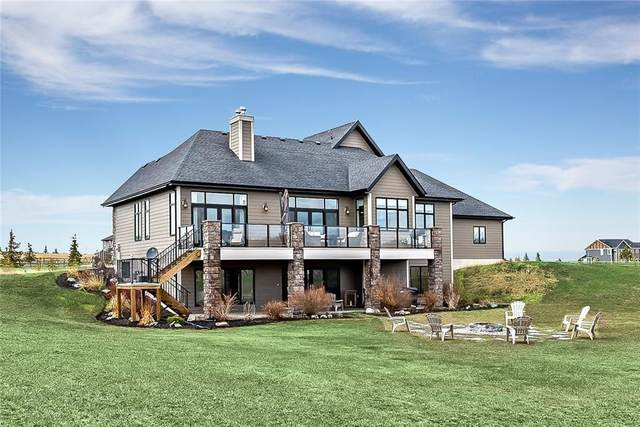 48115 279 Avenue E, Rural Foothills County, AB T1S 4N8 (#A1033659) :: Calgary Homefinders
