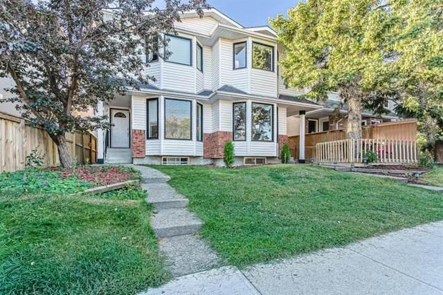 2119 34 Avenue SW #1, Calgary, AB T2T 2C5 (#A1033672) :: Redline Real Estate Group Inc