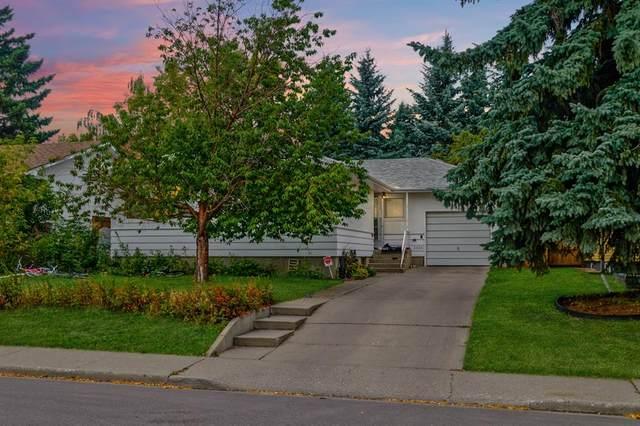 3320 Rutland Road SW, Calgary, AB T3E 4R3 (#A1033676) :: Calgary Homefinders