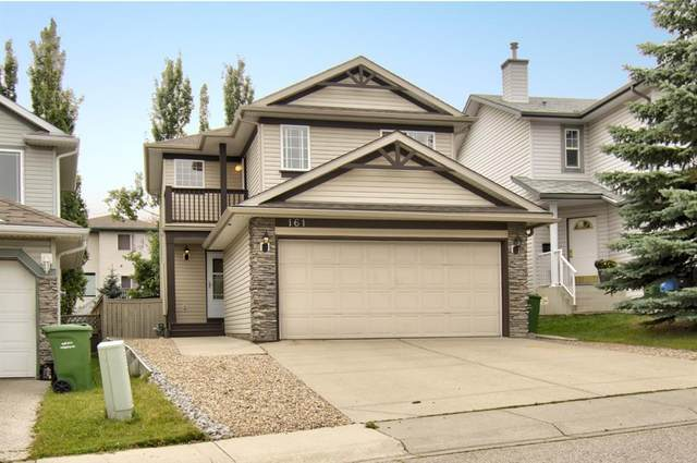 161 Hidden Ranch Close NW, Calgary, AB T3A 6C8 (#A1033698) :: Redline Real Estate Group Inc