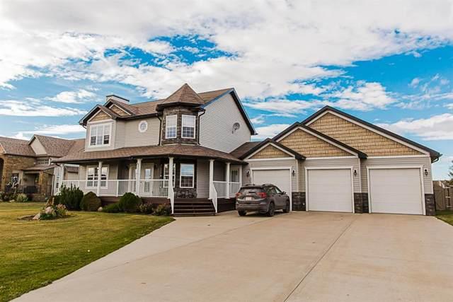 10310 160 Avenue, Rural Grande Prairie No. 1, County of, AB T8V 0P1 (#A1033704) :: Canmore & Banff